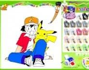 Pokémon Colouring