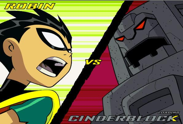 Teen Titans: Battle Blitz game - FunnyGames.in Funnygames 1